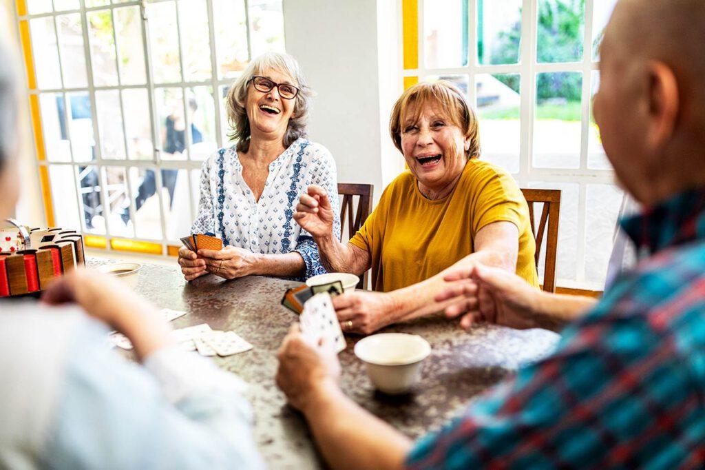 Spaß, Bewegung, Gemeinschaft und Austausch beim Demenzstützpunkt